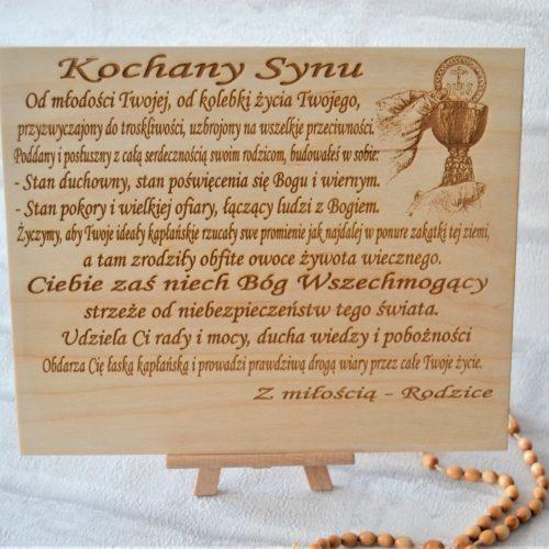 Prezent dla Księdza/ Prymicje